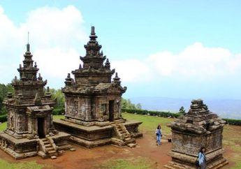 Intip Kemolekan Candi Gedong Songo, Bangunan Eksotis yang Berbalut Misteri