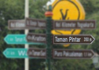 Tamasya Seru  Sambil Mendulang Ilmu di Taman Pintar Yogyakarta