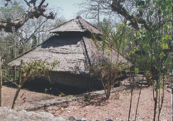 Masjid Kuno Gunung Pujut, Setiap Bagian Bangunannya Memiliki Makna