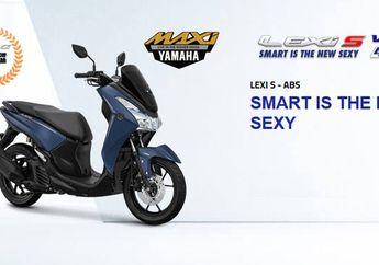 Yamaha Lexi Nongol Dengan Varian ABS, 5 Fakta Ini Wajib Tahu