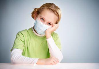 Awas Sinusitis Kronis pada Anak, Ini Gejala dan Cara Mengatasinya