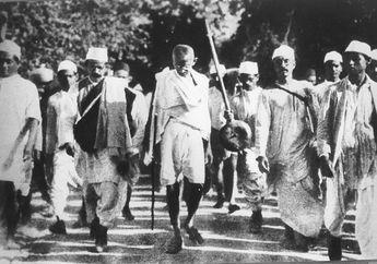 Mahatma Gandhi, Tokoh Perdamaian Dunia yang Berjiwa Besar dari India