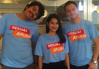Porsi Pas, Film 'Sesuai Aplikasi' Hadirkan Cerita Drama Komedi Keseharian Ojek Online dan Masyarakat