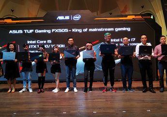 Di Akhir Tahun 2018, Asus Luncurkan 4 Laptop Gaming Murah dan Gahar
