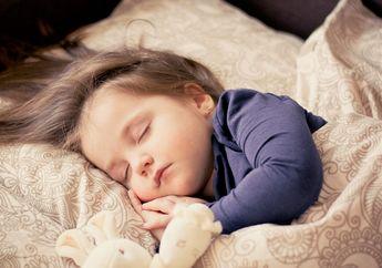 Studi : Anak Tidur Cukup Berpengaruh Pada Kesehatan Saat Dewasa