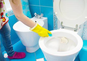 6 Cara Mudah Membersihkan Noda Bandel di Toilet Dengan Bahan HCL