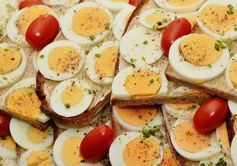 Apakah Benar Putih Telur itu Baik dan Kuning Telur itu Jahat?