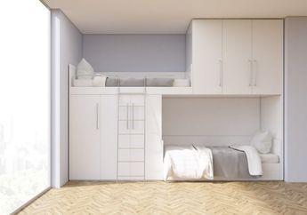 5 Jenis Tempat Tidur yang Cocok Digunakan Untuk Kamar Anak Berukuran Mungil
