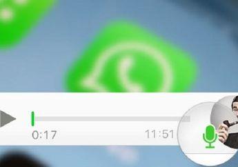 Jangan Nggak Update, Begini Cara Rubah Suara di Voice Note WA Jadi Suara Alien Hingga Hantu!