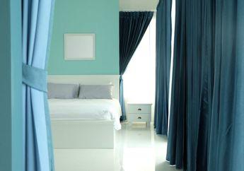 4 Alternatif Pengganti Pintu Kamar Untuk Apartemen Tipe Studio, Agar Privasi Tetap Terjaga