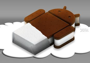 Sepi Peminat, Google Hentikan Update Android Ice Cream Sandwich
