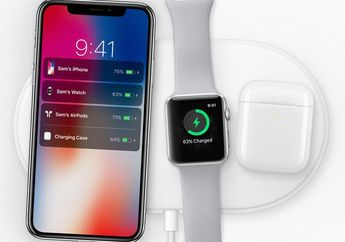 (Rumor) Apple Masih Berupaya Membuat Wireles Charging AirPower
