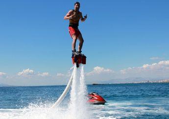 Tanjung Benoa, Surga Wisata Air yang Membuat Adrenalin Berdesir