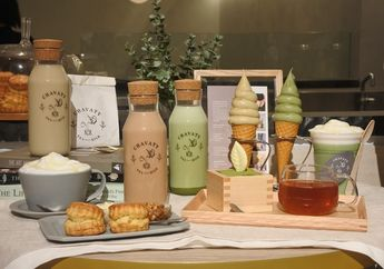 Kafe Tea Latte Paling Terkenal di Jepang Sudah Ada di Indonesia, Wajib Mampir!