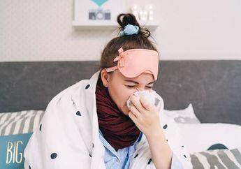 Musim Hujan, Kenali Perbedaan Flu dan Pilek yang Tidak Disadari!