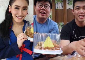Review Nasi Tumpeng Mini Ayu Ting Ting, YouTuber Anak Kuliner Kaget dengan Rasanya!