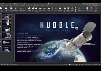 Microsoft Office for Mac Resmi Mendukung Dark Mode di macOS Mojave