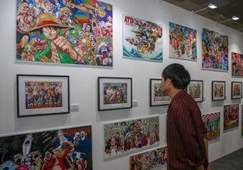 Wih! Ada Pameran One Piece di Singapura Sampai Awal Tahun 2019