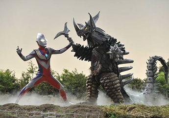 Wah, Ultraman Versi Amerika Bakal Dibikin Nih, Kabarnya Jadi Serial TV