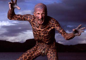 Temui Tom Leppard, Pria yang Tinggal di Gua dan Dianggap Vampir Penyembah Iblis