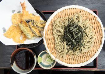 Sejarah Soba, Mi Khas Jepang yang Tidak Kalah Lezat dari Ramen