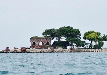 Sejarah Onrust, Pulau  yang Tak Pernah Beristirahat di Zaman VOC
