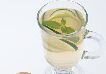 Resep Membuat Ginger Drink, Dinginnya Malam Langsung Hilang Dengan Minuman Sehat Ini