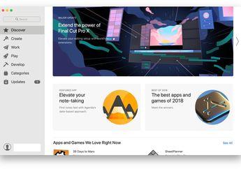 App Store Connect Akhirnya Mendukung Data Analitik untuk Mac App Store