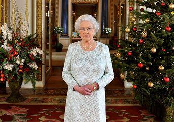 Bisa Jadi Inspirasi, Intip Dekorasi Natal Kediaman Ratu Elizabeth di Buckingham Palace!