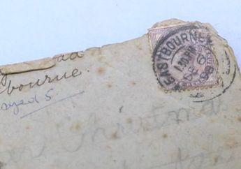 Wah, Surat untuk Sinterklas dari 120 Tahun Lalu Ditemukan! Apa Isinya?