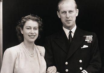 Rahasia Romantis di Balik Cincin Ratu Elizabeth II, Bikin Meleleh!