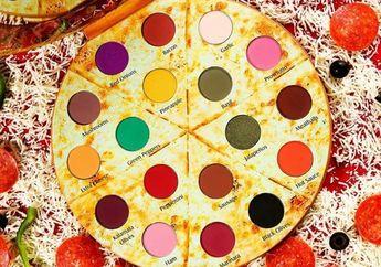 Unik! Berbentuk Pizza, Palette Eyeshadow Ini Bisa Bikin Lapar