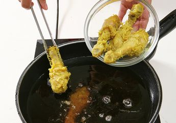 Tips Supaya Ayam Goreng Tidak Kering dan Sepah, Hindari 3 Kesalahan Ini