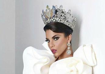Wakili Negara di Kontes Miss World, Tak Disangka Miss Venezuela Ini Berasal dari Tempat Kumuh