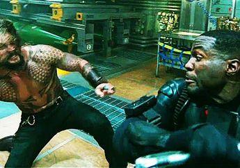Adegan Pertarungan Aquaman Vs Black Manta Dirilis Online. Makin Pengen Nonton!