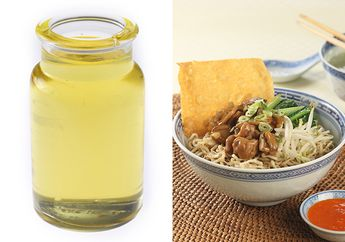 Cara Membuat Minyak Ayam untuk Bakmi dan Aneka Masakan, Harum dan Gurih Banget!