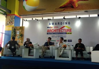 Diskusi Panel Mitra 10 IDEA Architecture Design Competition 2018