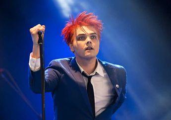 Sambut Natal, Gerard Way Rilis Lagu Berjudul 'Dasher', Dengerin Nih!