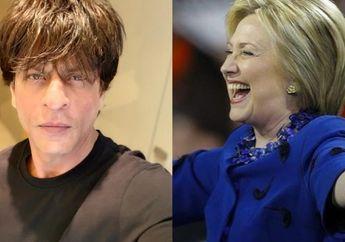 Heboh! Shah Rukh Khan Ajak Mantan Ibu Negara Amerika Joget Bollywood di Pernikahan Anak Konglomerat India