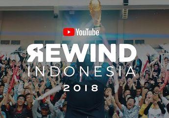 Mengenal Orang-orang di Balik Suksesnya YouTube Rewind Indonesia 2018. Ternyata Banyak YouTuber Gaming.