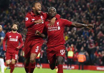 5 Fakta Kekalahan Manchester United dari Liverpool di Anfield