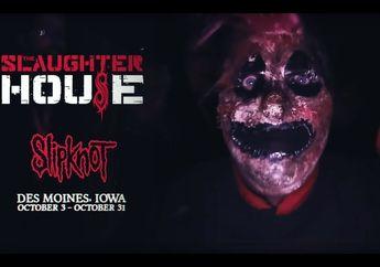 Ngeri, Inilah Penampakan Rumah Hantu Buatan Band Metal Slipknot