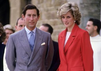 Kado Natal Putri Diana Tak Dianggap Istimewa oleh Pangeran Charles, Kenapa?