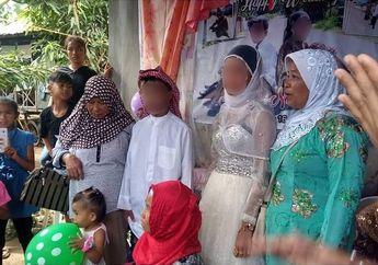 Anak 9 dan 14 Tahun Menikah Setelah Bertemu di Waterboom, Ini Dampak Buruk dari Pernikahan Dini