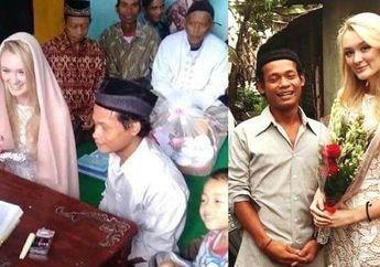 Bule Cantik yang Dinikahi Pria Magelang Ucapkan Terima Kasih dengan Bahasa Jawa, Bikin 'Meleleh'
