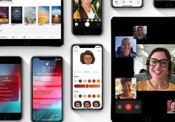 Pengguna iOS 12 Tembus 88% Perangkat iPhone, iPad, iPod Touch di Dunia