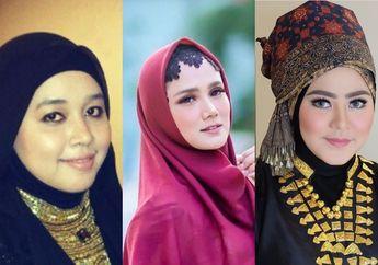 Mantan Istri Opick hingga Mulan Jameela, 4 Perempuan Ini Rela Jual Baju dan Jilbab Demi Sambung Hidup!