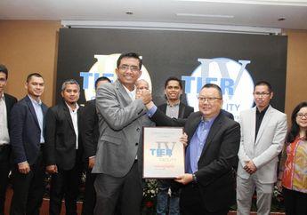 Pertama di Indonesia, Telkomsigma Terima Sertifikat Uptime Institute