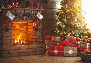 Natal Identik dengan Warna Merah dan Hijau, Apa Makna di Baliknya?