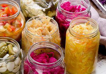 Berita Kesehatan: 6  Makanan Fermentasi Ini Bisa Turunkan Berat Badan